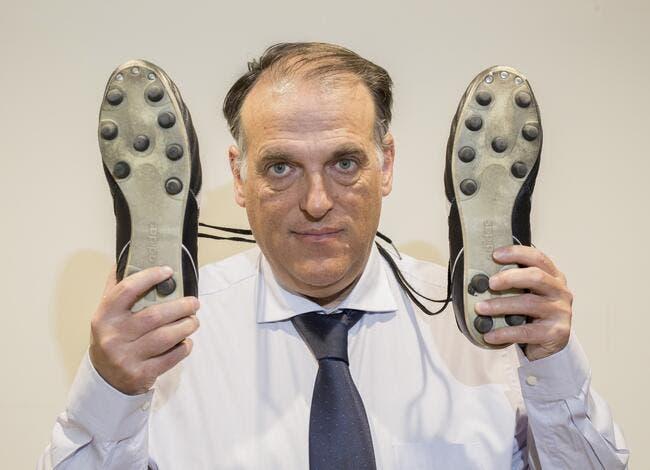 PSG : Tebas justifie par du «dopage financier» son refus des 222ME