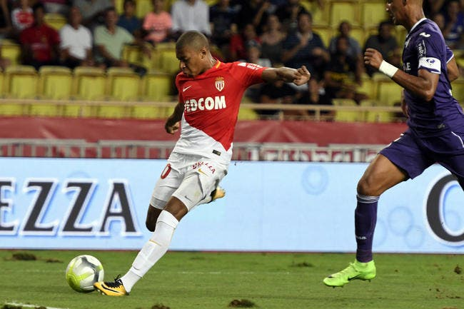 ASM: Kylian Mbappé déjà blessé face à Toulouse