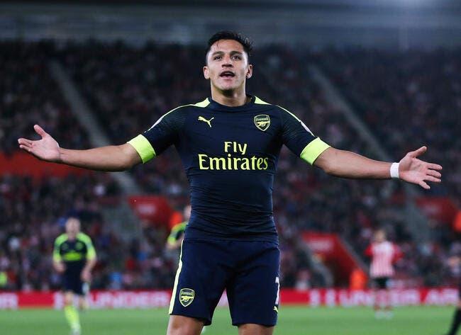 ASM: Monaco fonce sur Alexis Sanchez avec un argument de poids