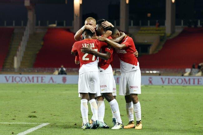 Du suspense et des buts, Monaco lance la saison de Ligue 1