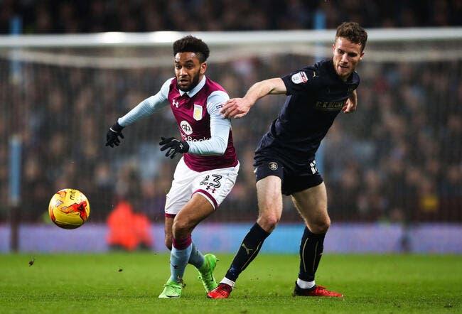 Amavi vers un prêt à l'OM — Aston Villa