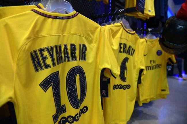 PSG: Avec Neymar, la valeur du PSG passe à 1,5 milliard d'euros