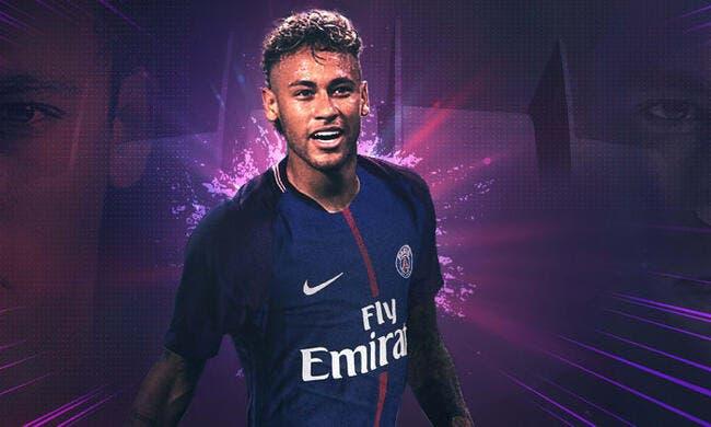 PSG: Neymar pourrait jouer contre Amiens