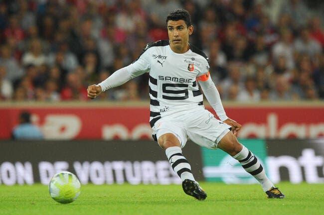 Rennes: Benjamin André à Liverpool, l'improbable transfert?