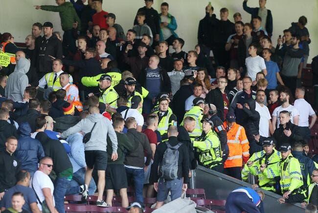 Amical : Burnley-Hanovre annulé en raison de bagarres