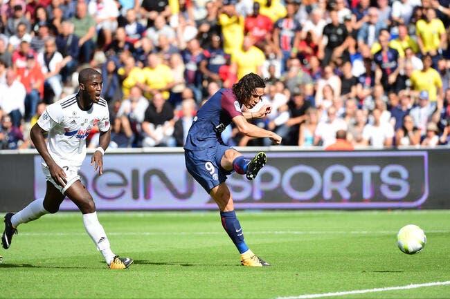 ASC : Amiens regrette l'absence de Neymar malgré la défaite