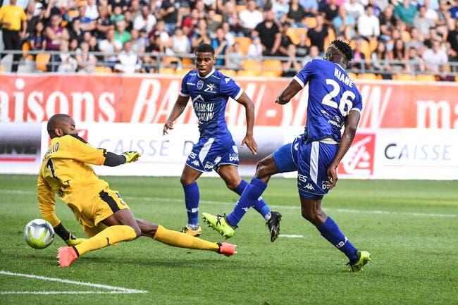 ESTAC : Cela s'est joué à Troyes fois rien contre Rennes