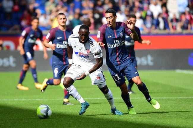 PSG - Amiens : 2-0
