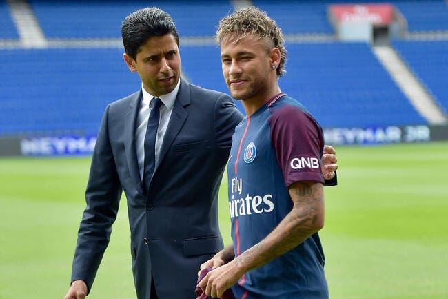PSG : Neymar empêché de jouer pendant 30 jours ?