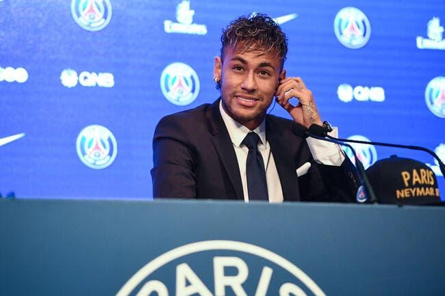 PSG : Neymar privé de PSG-Amiens, l'Espagne se venge petitement