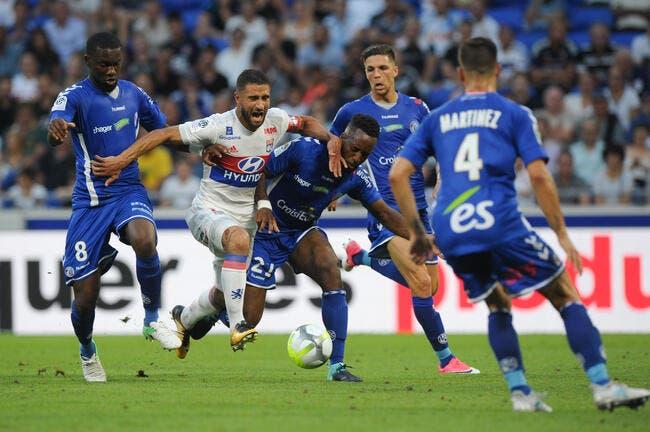 RCSA : Strasbourg digère la défaite à Lyon, pas le penalty