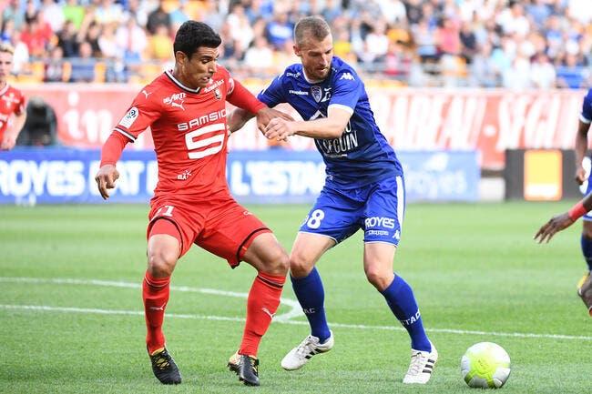 SRFC : Rennes ne voulait pas perdre, et n'a pas gagné