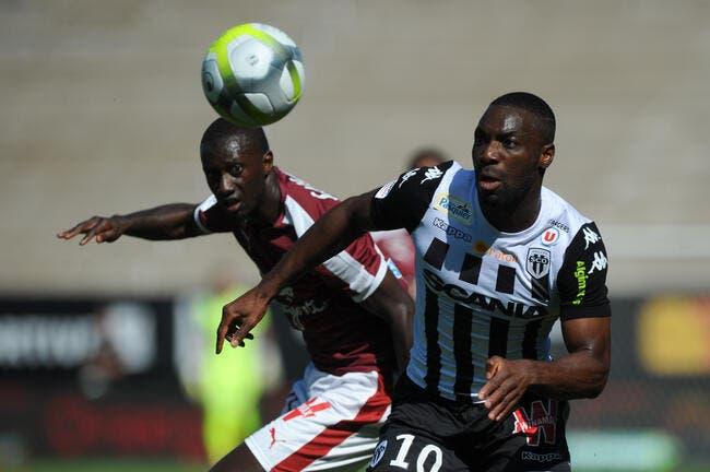 Angers - Bordeaux : 2-2