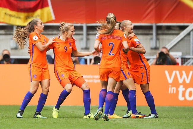 Eur Fem : Les Néerlandaises championnes d'Europe