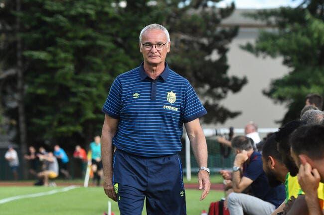 Nantes : Ranieri le confirme, il attend encore du renfort au mercato