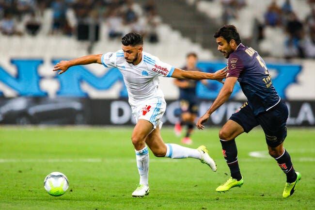 OM – Dijon 3-0