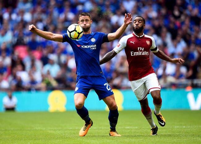 PL : Arsenal arrache le Community Shield des mains de Chelsea