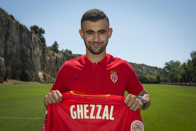 ASM: Passer de l'OL à Monaco, Ghezzal s'explique