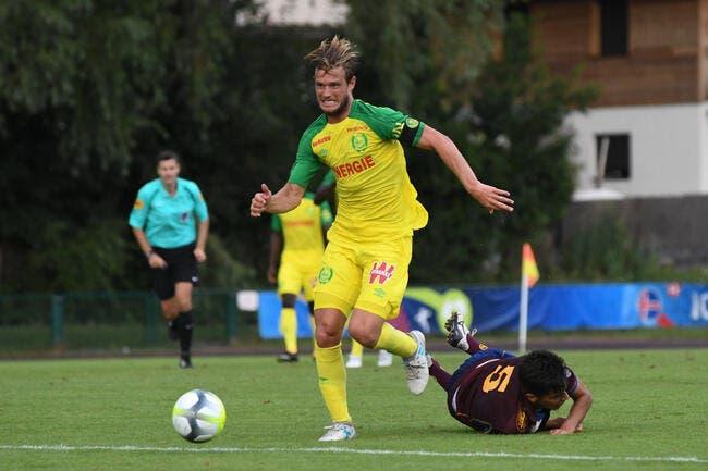 FCN : Gillet remercie Kita et balance tout sur Ranieri