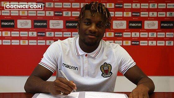 Officiel: Saint-Maximin signe à Nice pour près de 10 ME