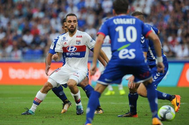 OL : Darder menace de quitter Lyon