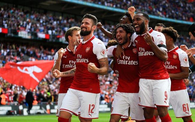 Thierry Henry confiant pour Lacazette — Arsenal