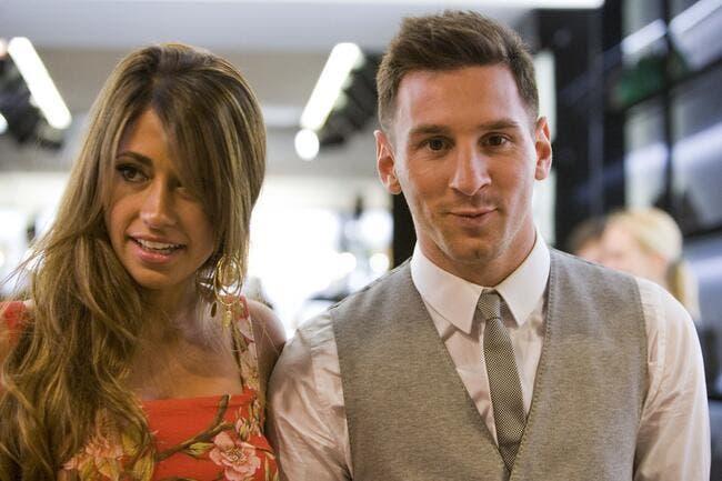 Lionel Messi peut avoir honte des invités à son mariage