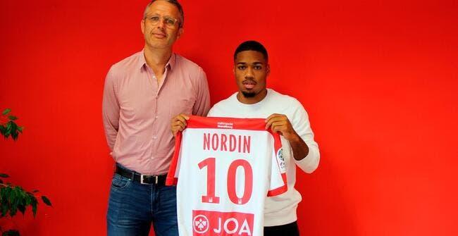 Officiel : L'ASSE prête un attaquant en Ligue 2