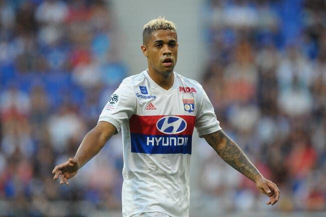 Une récompense en or pour Mariano Diaz grâce à Lyon — OL