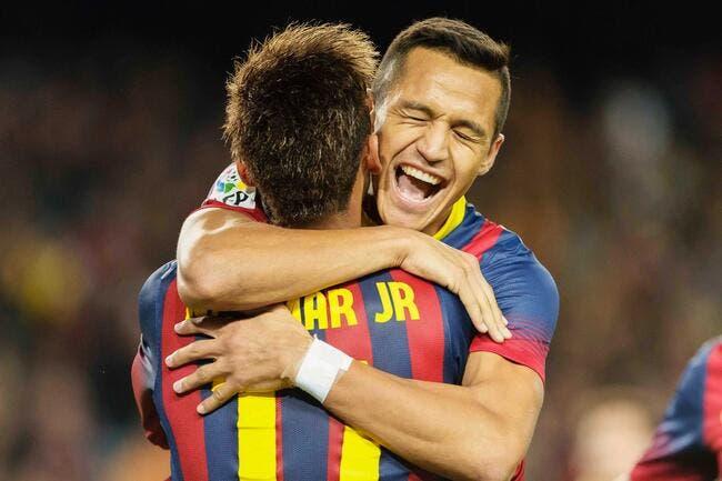 PSG: Alves et Neymar en mission pour une nouvelle recrue