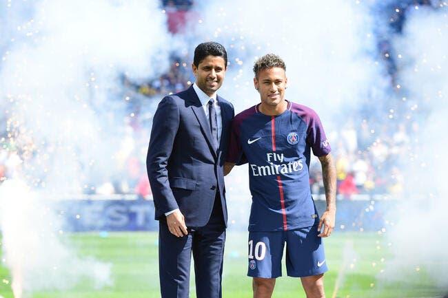 PSG : Une clause secrète «au montant absurde» pour Neymar au PSG