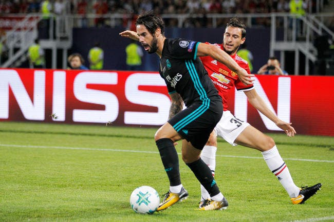 Real Madrid - Manchester United 2-1