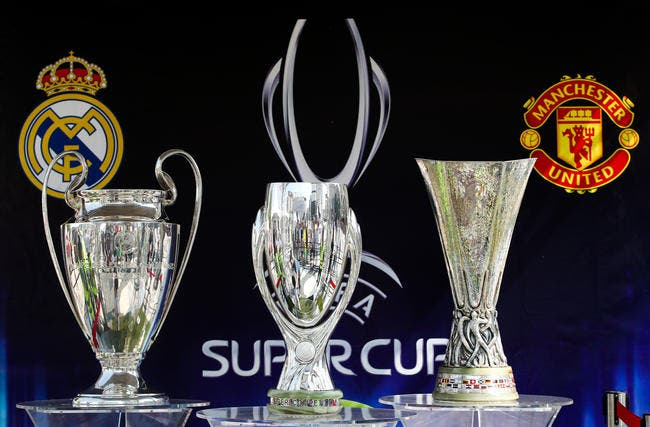 Real Madrid - Manchester United : les compos (20h45 sur bein Sports 1)