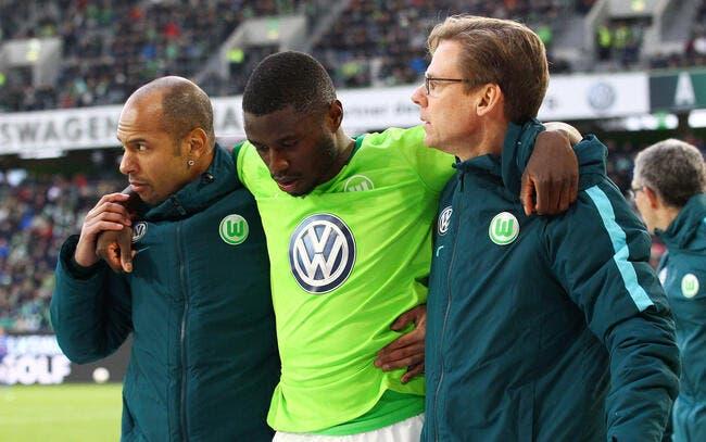 All : Ça sens très mauvais pour Ntep à Wolfsburg