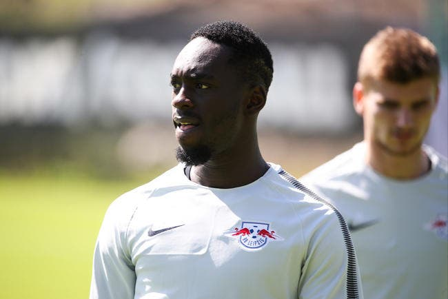 EdF: Augustin a quitté le PSG pour atteindre les Bleus