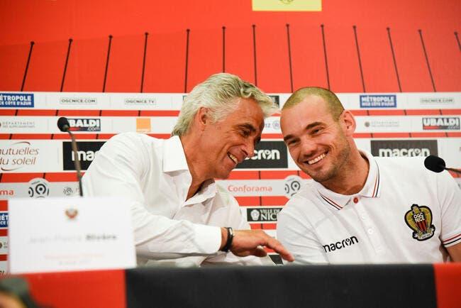 Nantes : Claudio Ranieri a refusé la signature de Sneijder