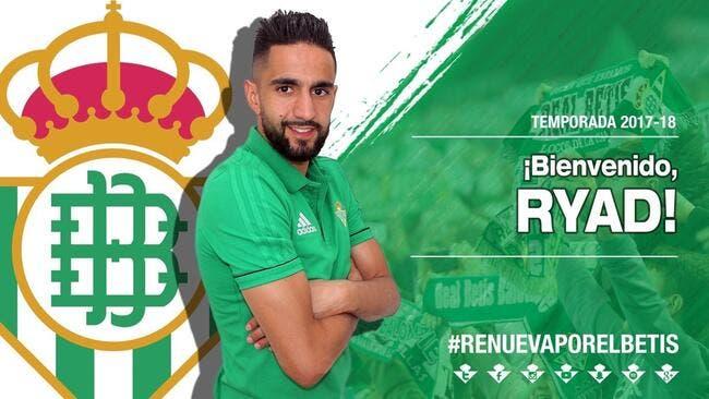 Officiel : Boudebouz quitte Montpellier et signe au Betis Séville