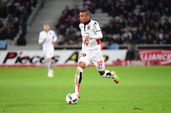 Officiel: Dalbert abandonne Nice pour l'Inter Milan