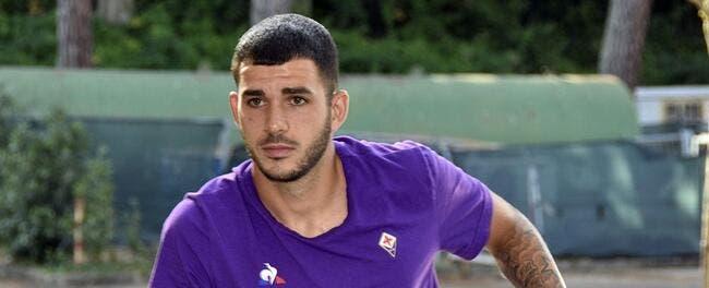 Officiel : Eysseric quitte Nice et signe à la Fiorentina