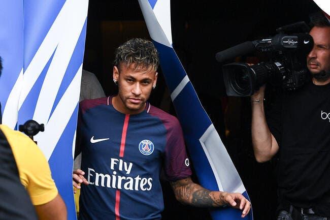 PSG: Remonté contre le Barça Neymar veut passer à l'attaque