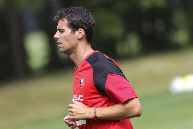 Rennes : Yoann Gourcuff forfait contre l'OL
