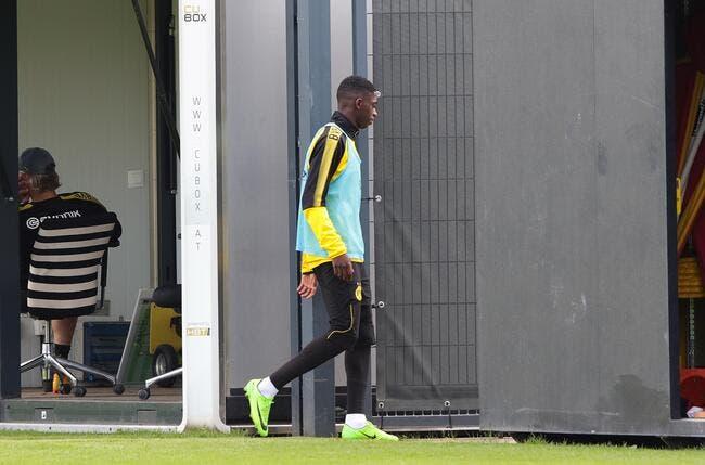 Dortmund: Dembélé sèche l'entrainement, ça sent le clash