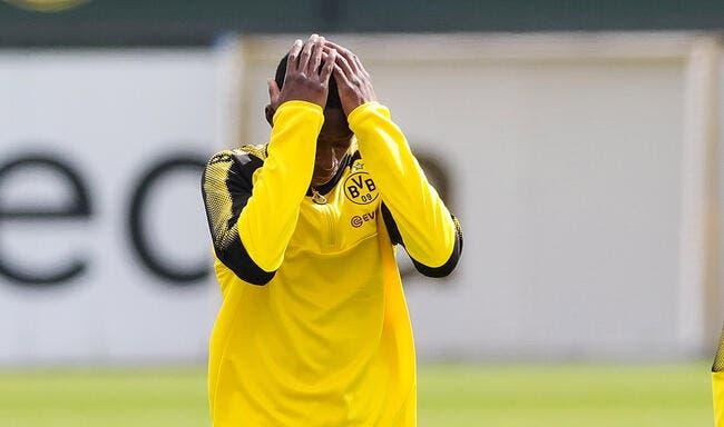 Dortmund: Le club met Dembélé à pied