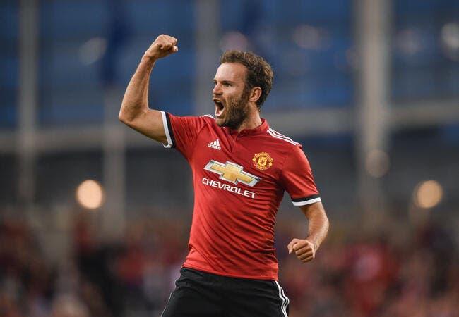 Mata fait une demande bien spéciale aux footballeurs