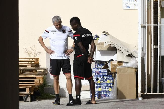 L1 - PSG : Jean-Michaël Seri (OGC Nice) toujours dans le viseur