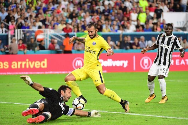 Mercato: Bahebeck va être à nouveau prêté par le PSG