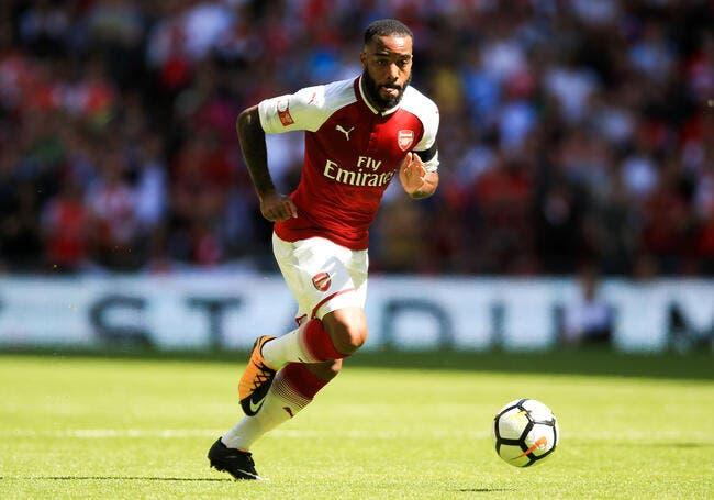 Arsenal: Lacazette doit prendre exemple sur Ibrahimovic