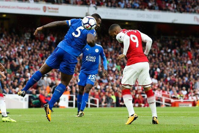 Arsenal - Leicester : 4-3