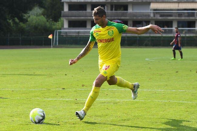 Un club propose 7 M€ pour Sala — Nantes
