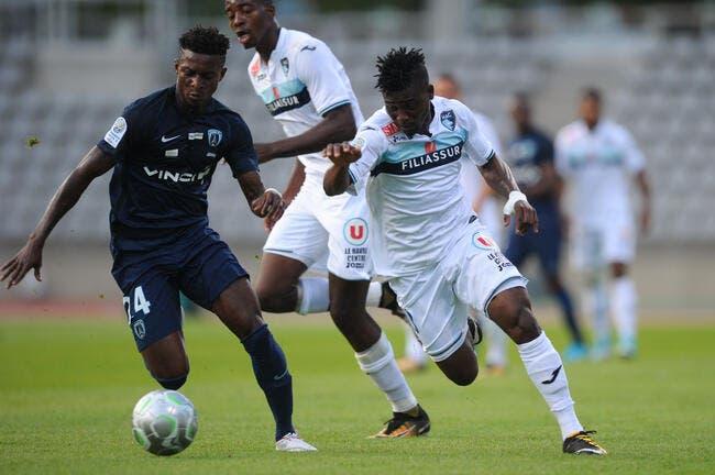 Ligue 2. Le Havre toujours leader, Quevilly coule, Brest neutralisé
